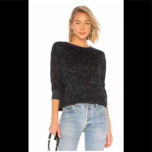 Revolve John + Jenn Animal Print sweater